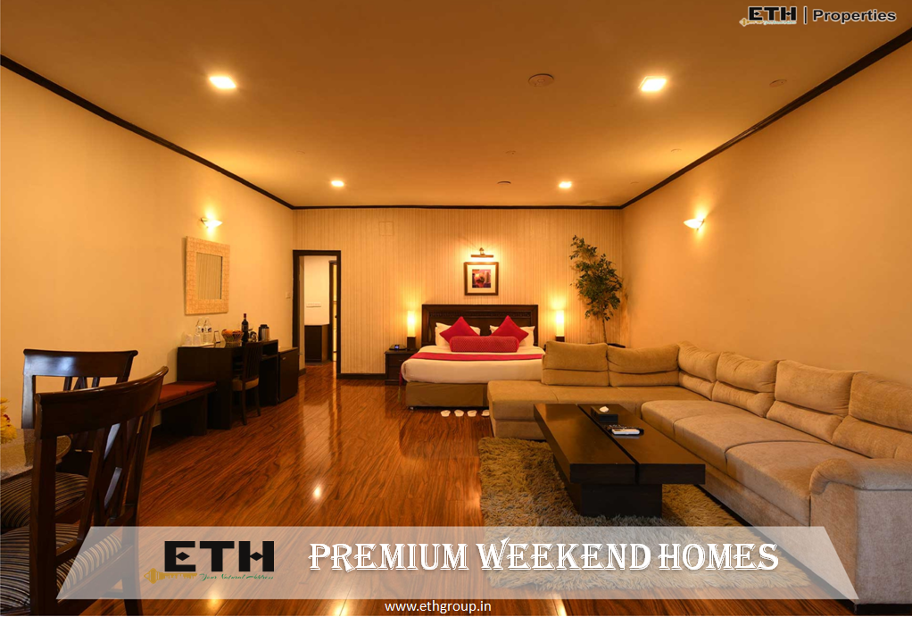 Premium Weekend homes in Haridwar  Ready to move apartments