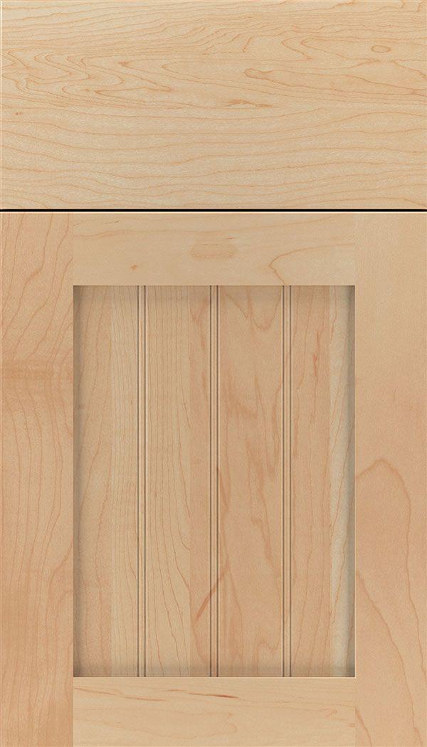 Winfield Maple beadboard cabinet door in Natural _ Home ...