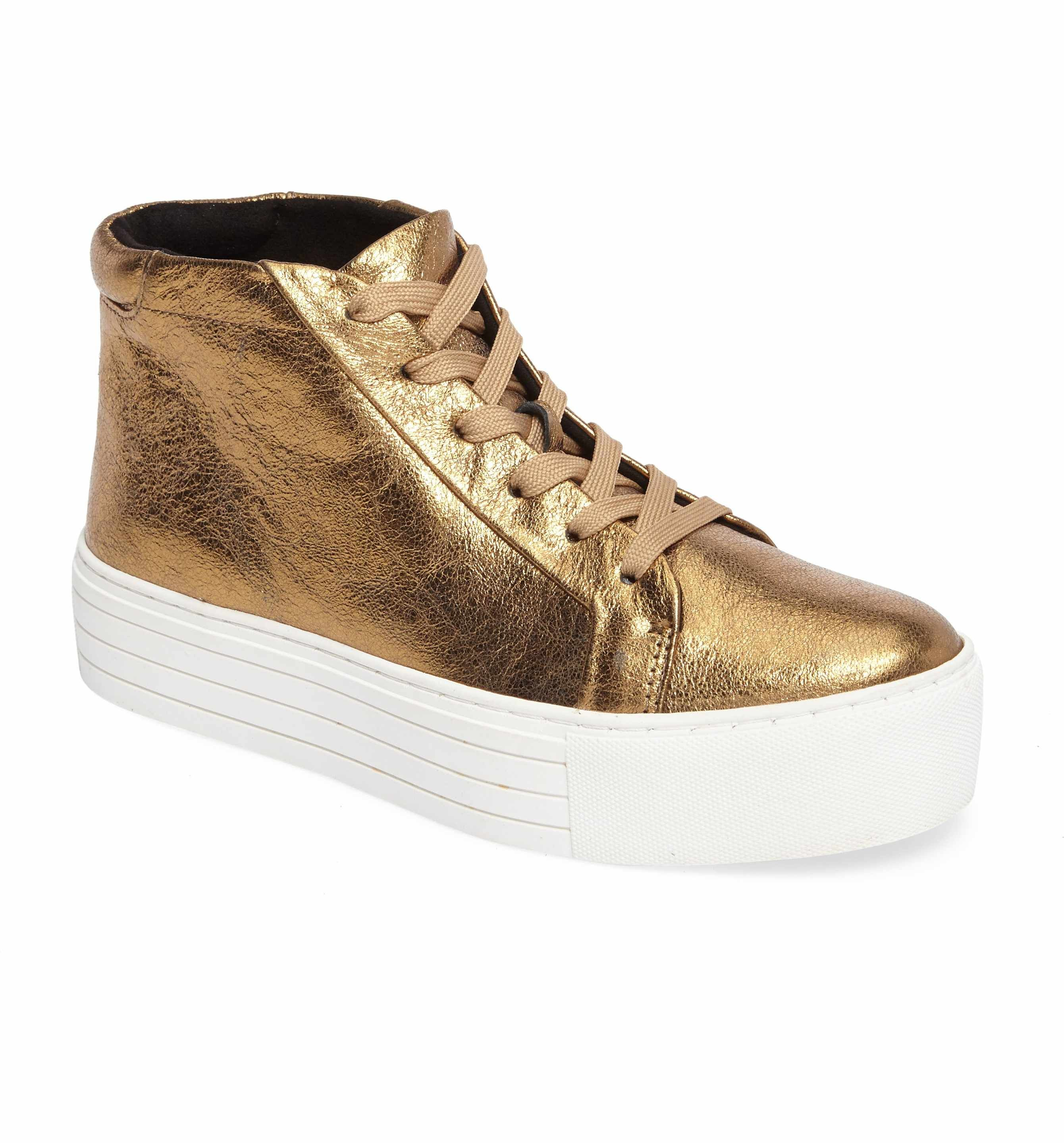a326d85b092 Janette High Top Platform Sneaker. Main Image - Kenneth Cole New York ...