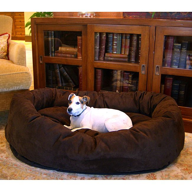 Overstock Com Online Shopping Bedding Furniture Electronics Jewelry Clothing More Dog Pet Beds Dog Bed Large Majestic Pet