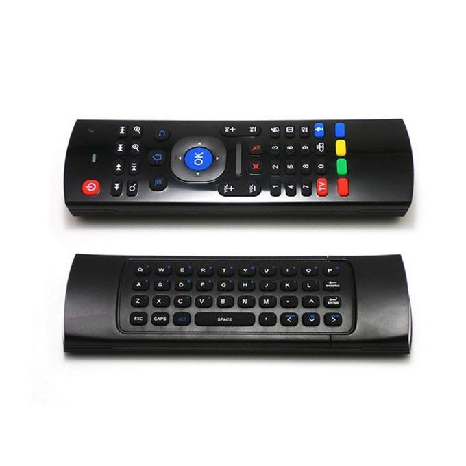 2 4G MX3 IR Mini Wireless Keyboard with Microphone Voice 3