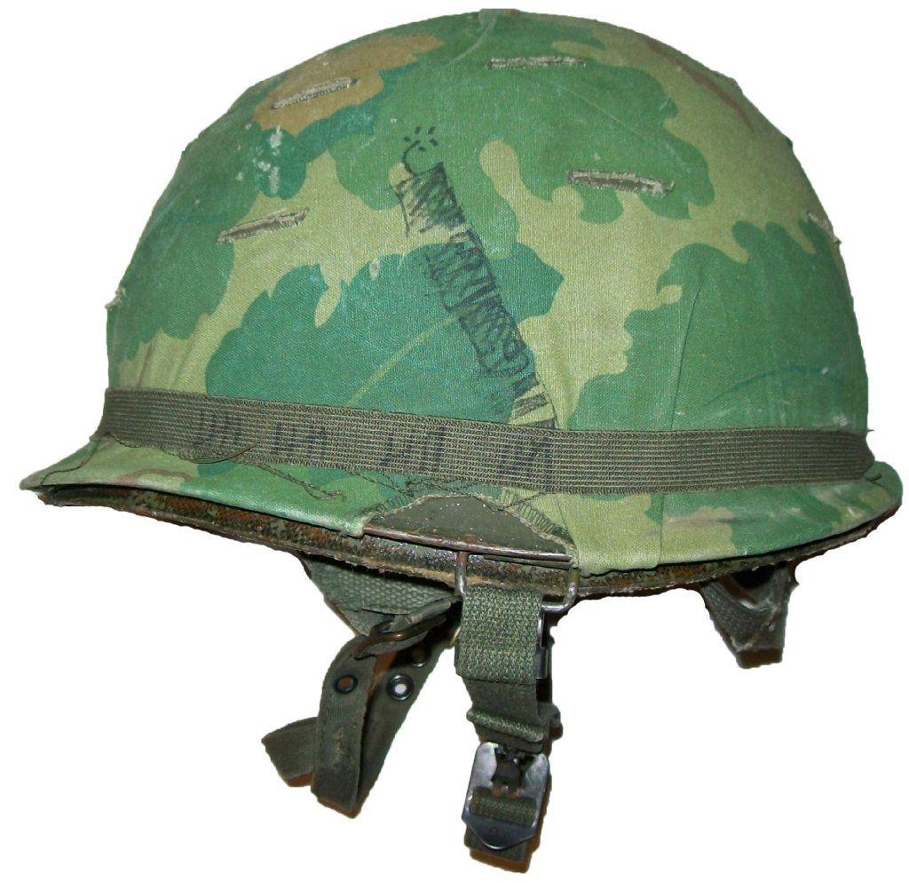 M1-c-para-hjälm-airborne-vietnam