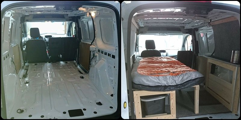 Ford Transit Connect L2 Home Appliances Ford Transit Home