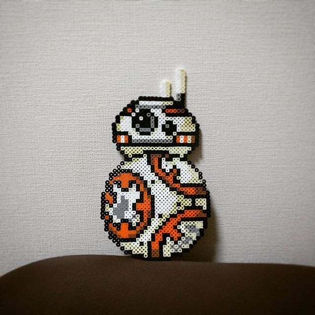Star Wars Hama Beads By Prettyrandomthings Rach Elske Halloween
