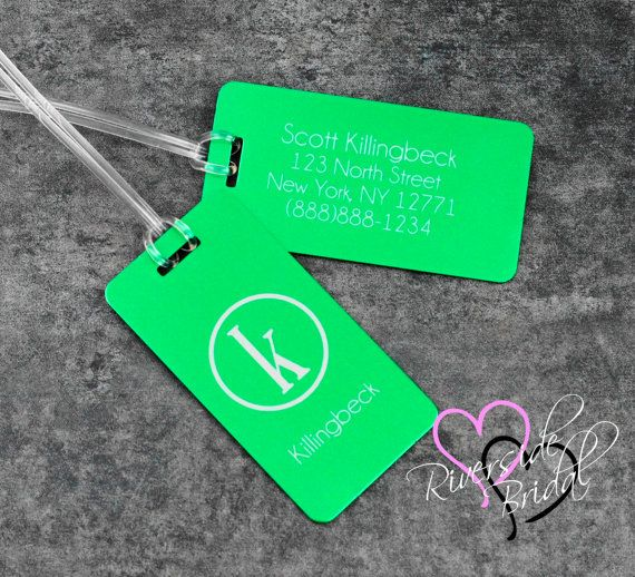 Custom luggage tags personalized luggage tags bag tag travel bags custom engraving stickers overnight bags decals