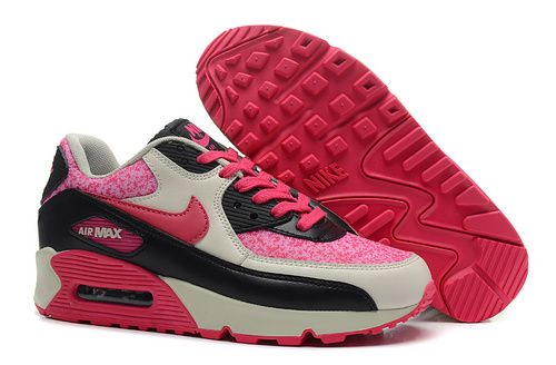 Women's Nike Air Max 90 A Max 90 Red Bright Red|only US