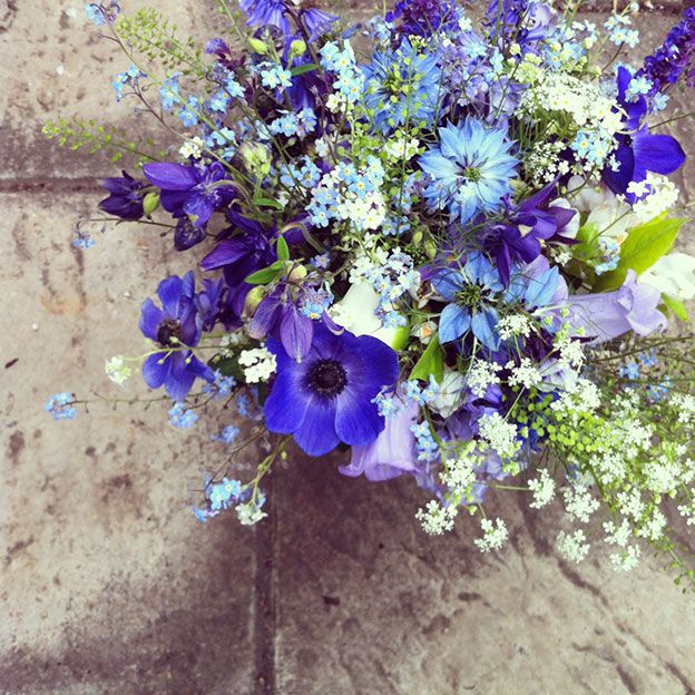 Spring Flowers 9 Ways Natural Garden Chwv Wedding 6 Pinterest Southern Weddings And