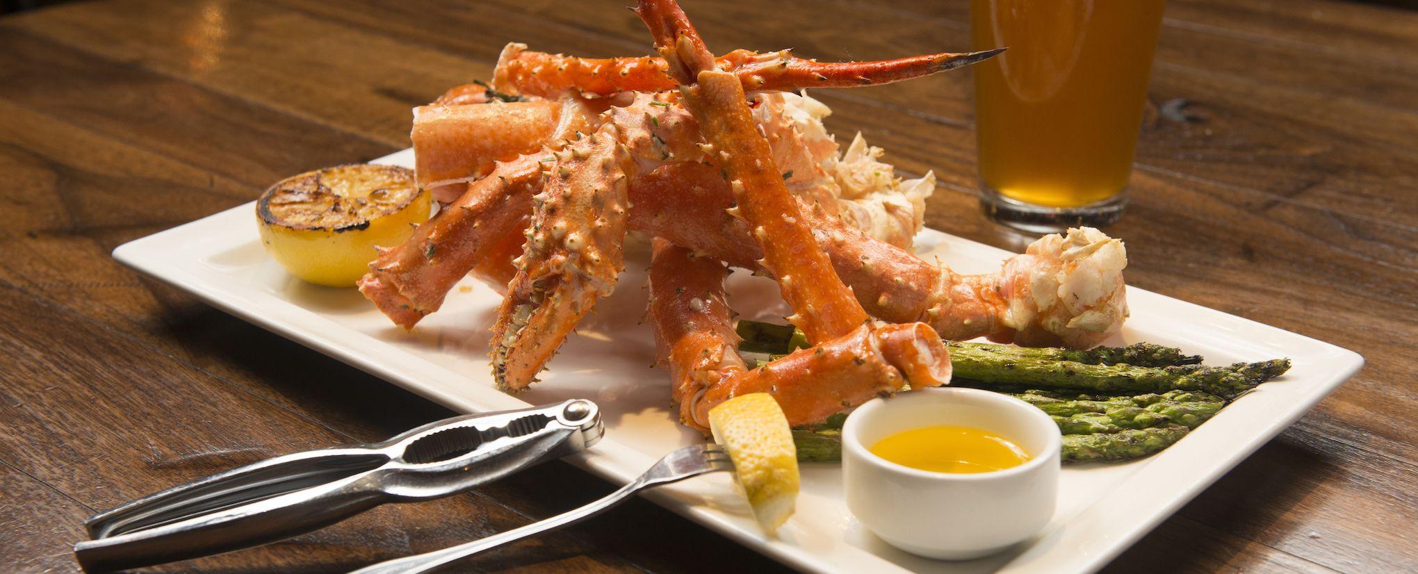 Anchorage Restaurant Seafood And Steak Orso Restaurant