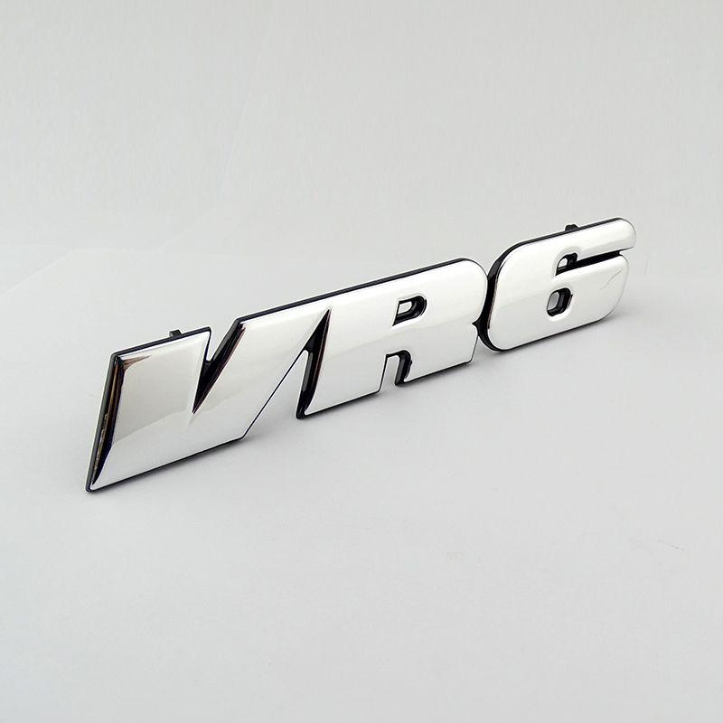 LOGO EMBLEM CHROME 3D TURBO VW SIROCCO NEW BEETLE