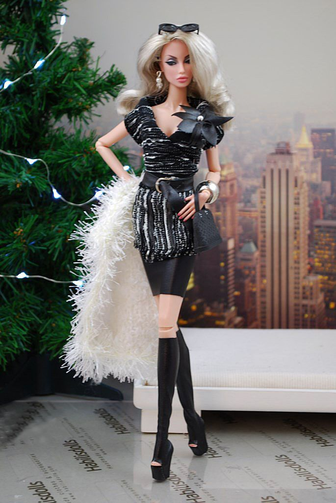 Elenpriv OOAK Outfit for Fashion Royalty FR2 Doll Clothes 15 eBay 41
