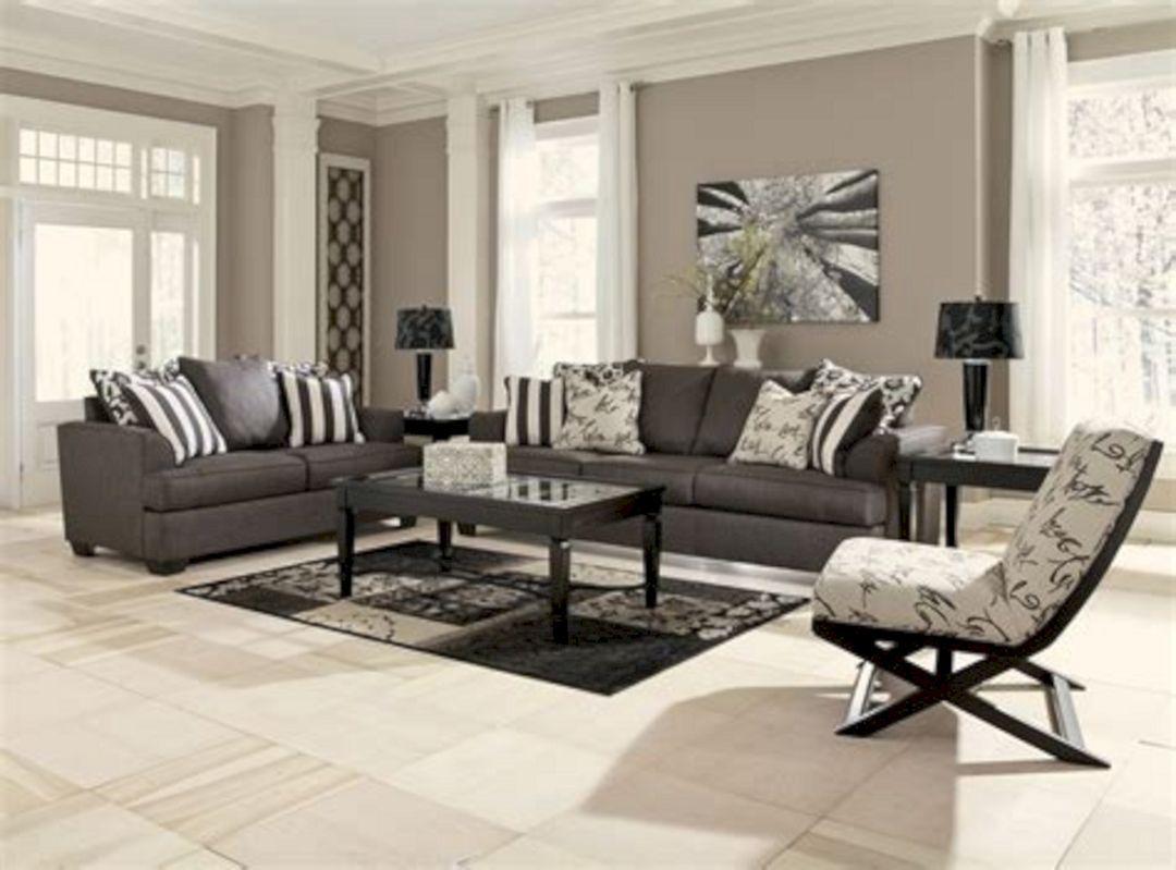 25 incredible modern black living room furniture design