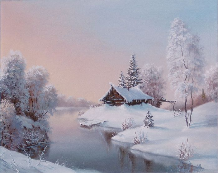 Artist  -Vladimir Vorobiev