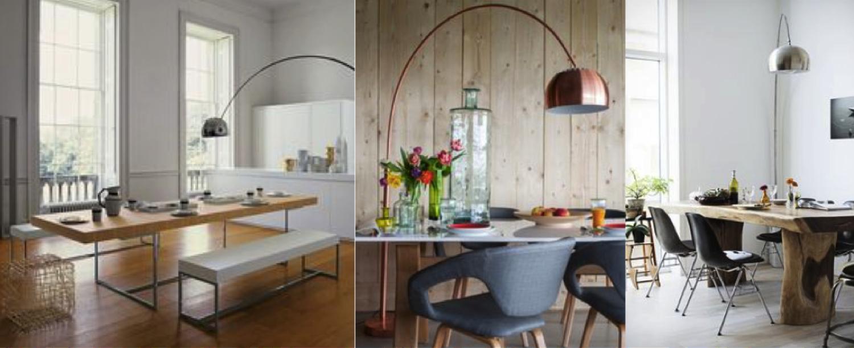 Verwonderlijk Afbeeldingsresultaat voor staande lamp boven eettafel (met YI-69