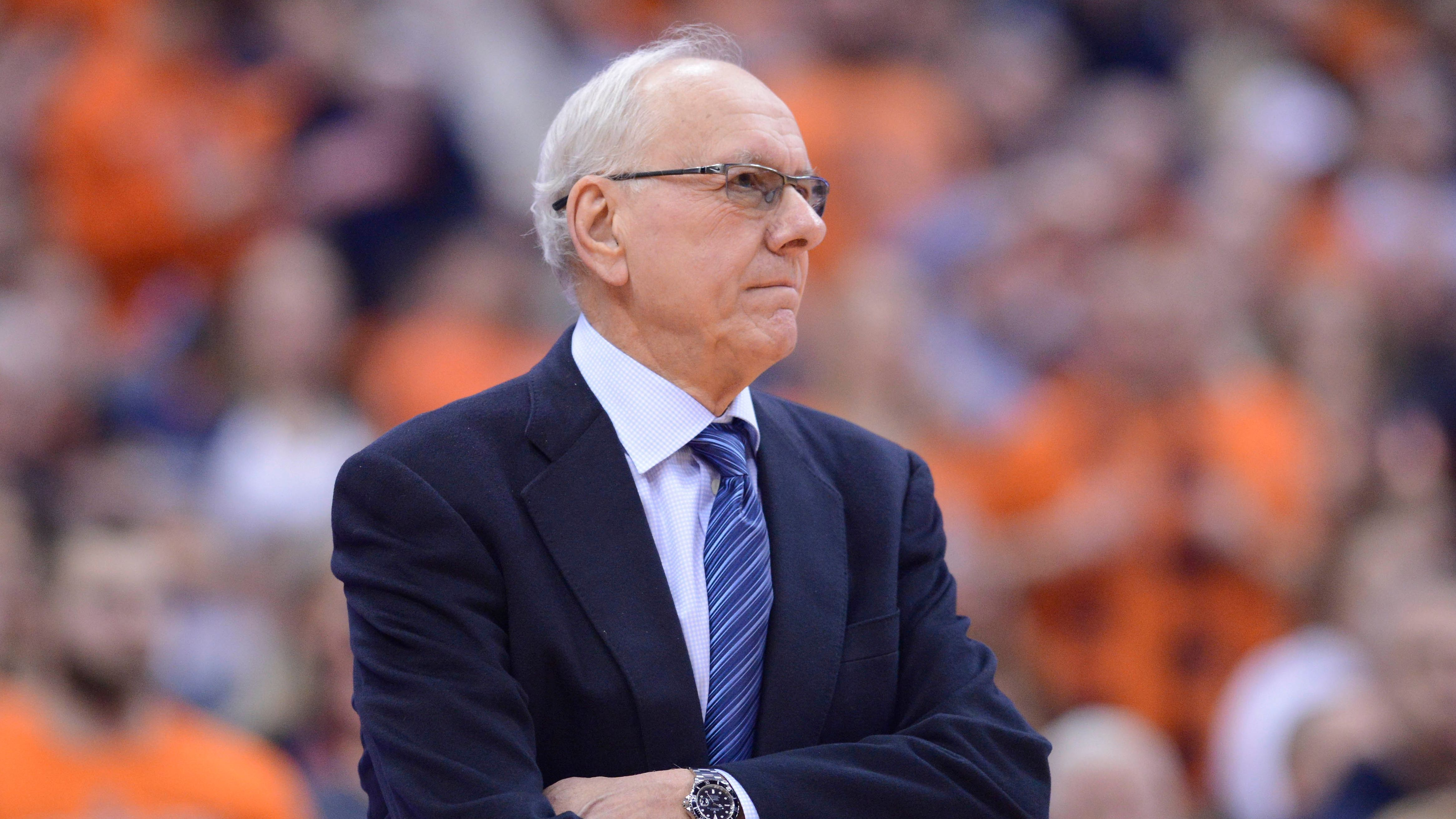 Syracuse Basketball Coach Jim Boeheim Hits Kills Pedestrian Walking Along Highway Basketball Coach Jim Boeheim Syracuse Basketball