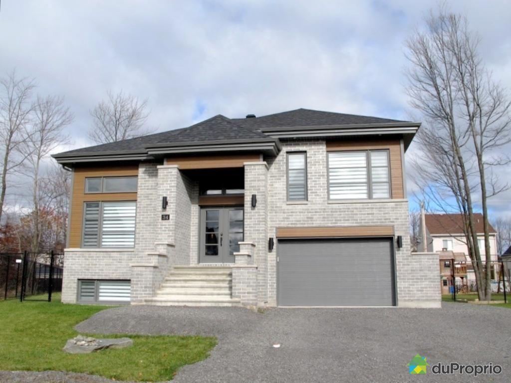 Maison a vendre Blainville, 34, rue Corinne Dupuis, immobilier ...