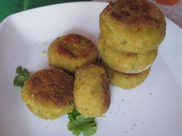 Recipe Fish cutlets, by Thetummytale - Petitchef