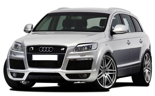 A Big Big Rant About The 2011 Audi Q7