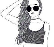 Pin On Drawing Girls