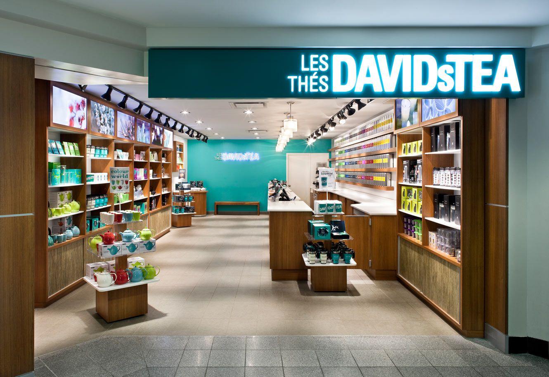 David S Tea Davids Tea Tea Shop Tea Store