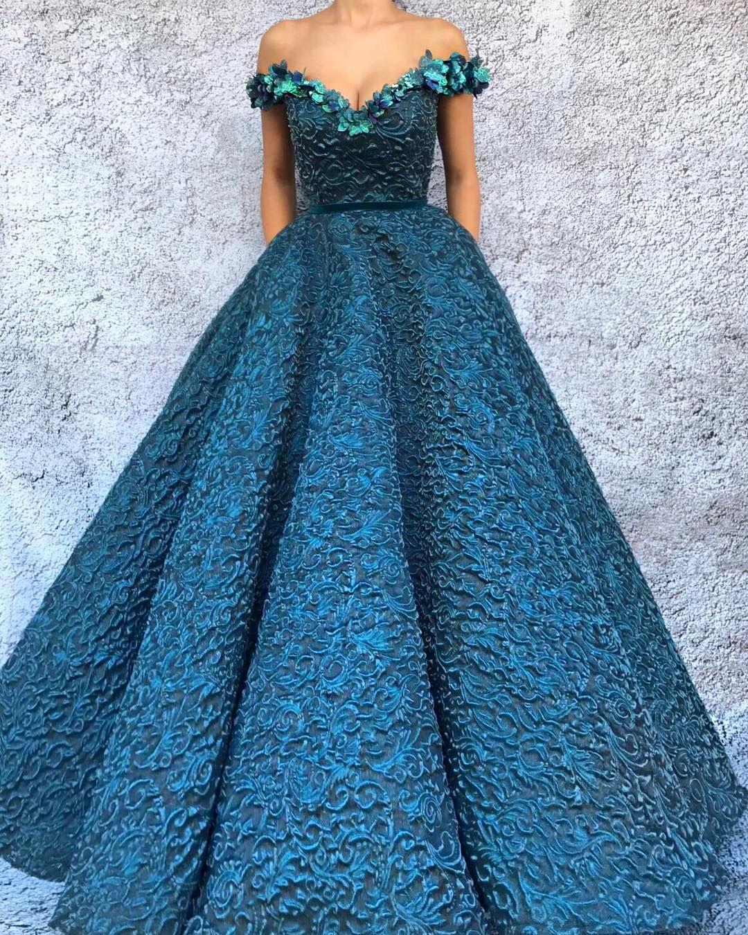فساتين سهرة وخطوبة Gowns Fancy Dresses Long Gowns Dresses