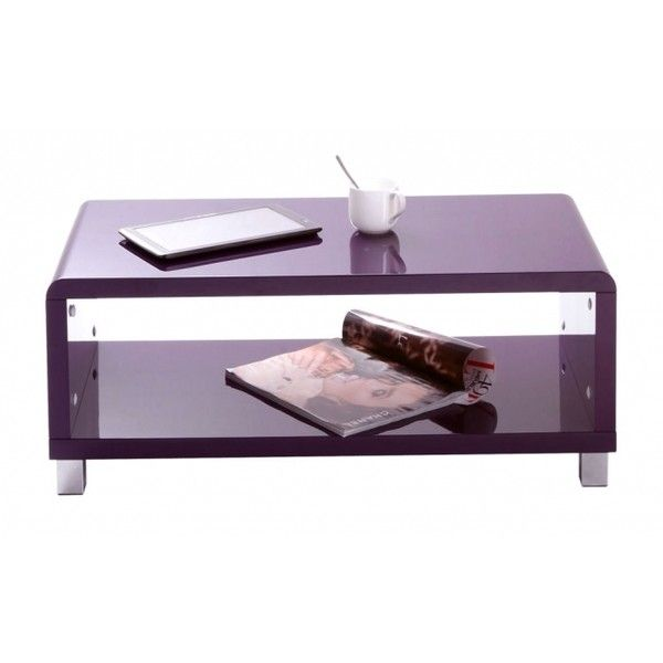 lacquer furniture modern. Modern Lacquer Purple ROXY Coffee Table (355 BRL) ❤ Liked On Polyvore Featuring Home, Furniture, Tables, Accent Table, Occasi\u2026 Furniture N