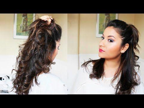 Cómo rizarte el pelo rápidamente | Belleza
