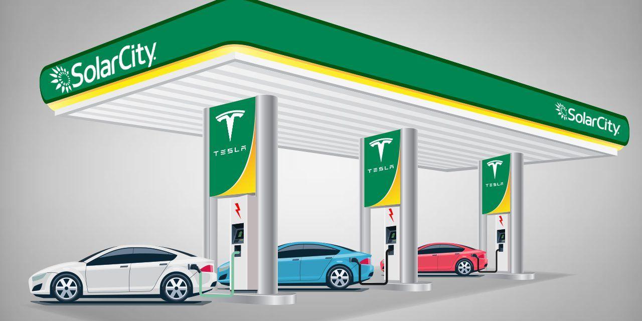 Tesla Tsla Is Grossly Undervaluing Solarcity Scty At 2 8 Billion Says Credit Suisse Vs Ville Nouvelle