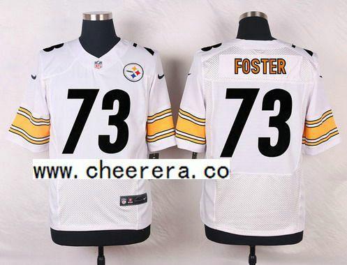 steelers foster jersey