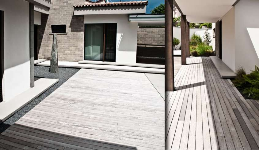 Pavimenti in legno per esterni prezzi e soluzioni per