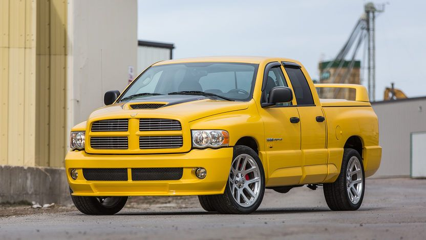 2005 Dodge Ram Srt 10 Yellow Fever Edition T215 Indy 2017 Dodge Ram Srt 10 Ram Srt 10 Srt