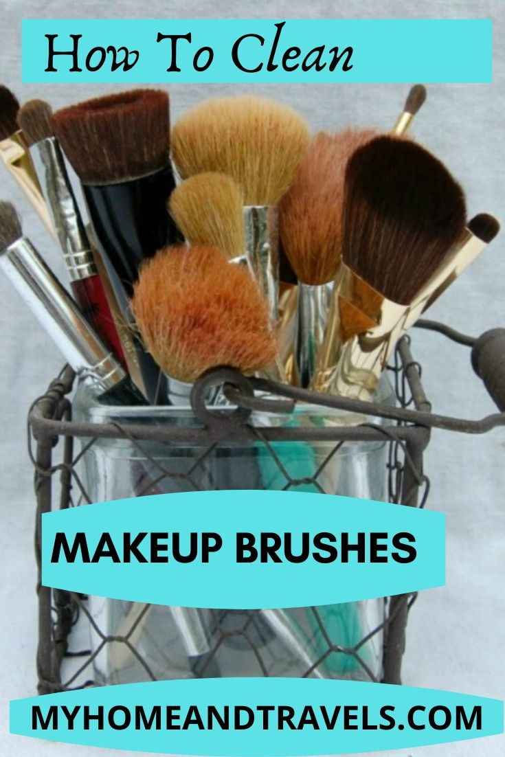 How To Clean Your Makeup Brushes in 2020 How to clean