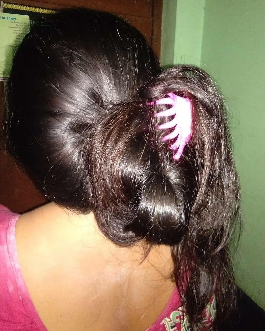 Pin By Giri Patil On Long Hair Long Hair Styles Long Silky Hair Long Indian Hair