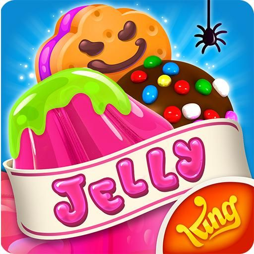 Candy Crush Jelly Saga Game Free Offline Download in