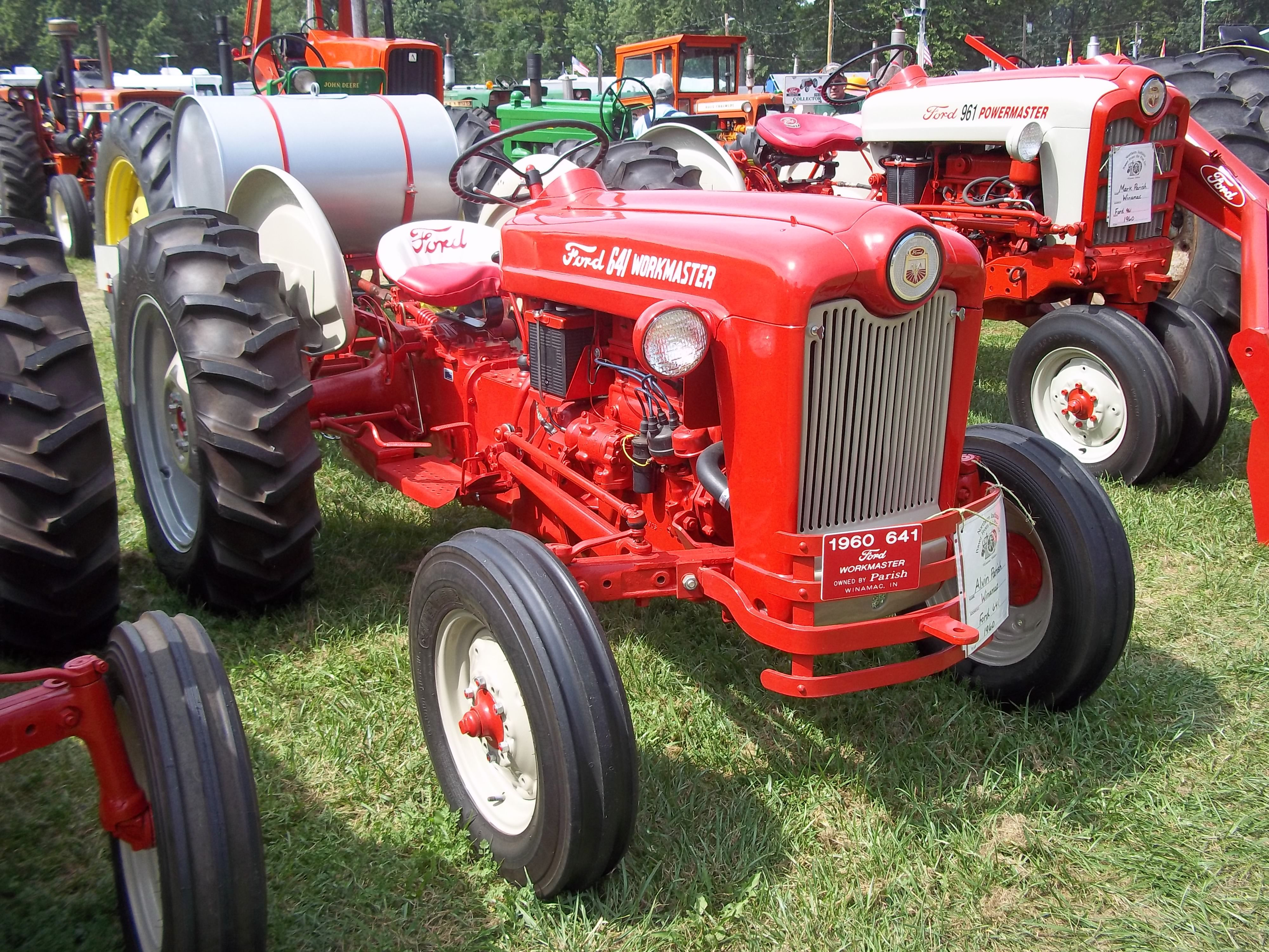 1960 ford tractor 641 pictures to pin on pinterest pinsdaddy 1958 ford truck wiring diagram 1958 ford tractor wiring diagram #7
