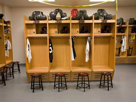 football lockers  google search  wood lockers lockers