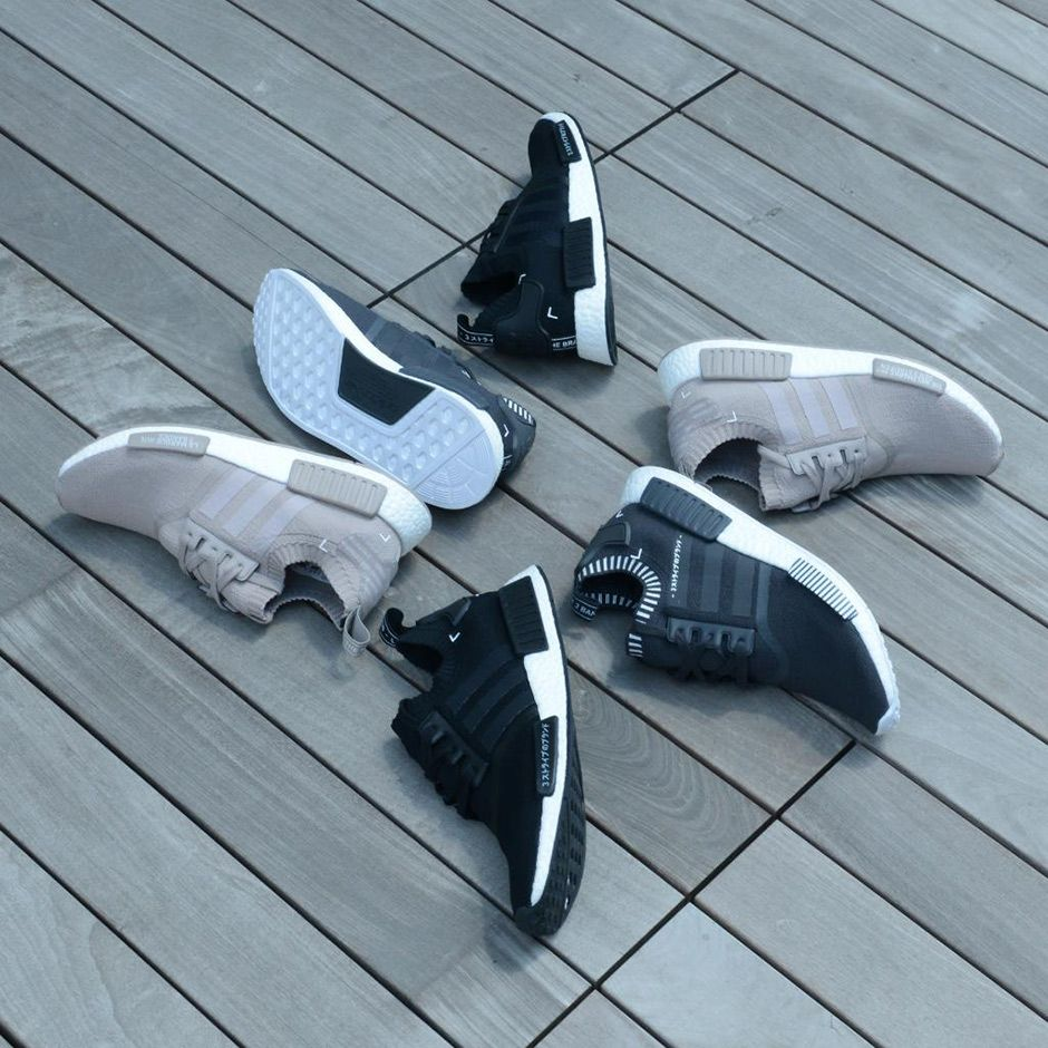 adidas nmd r1 primeknit rilasciare domani!:: k - c k s
