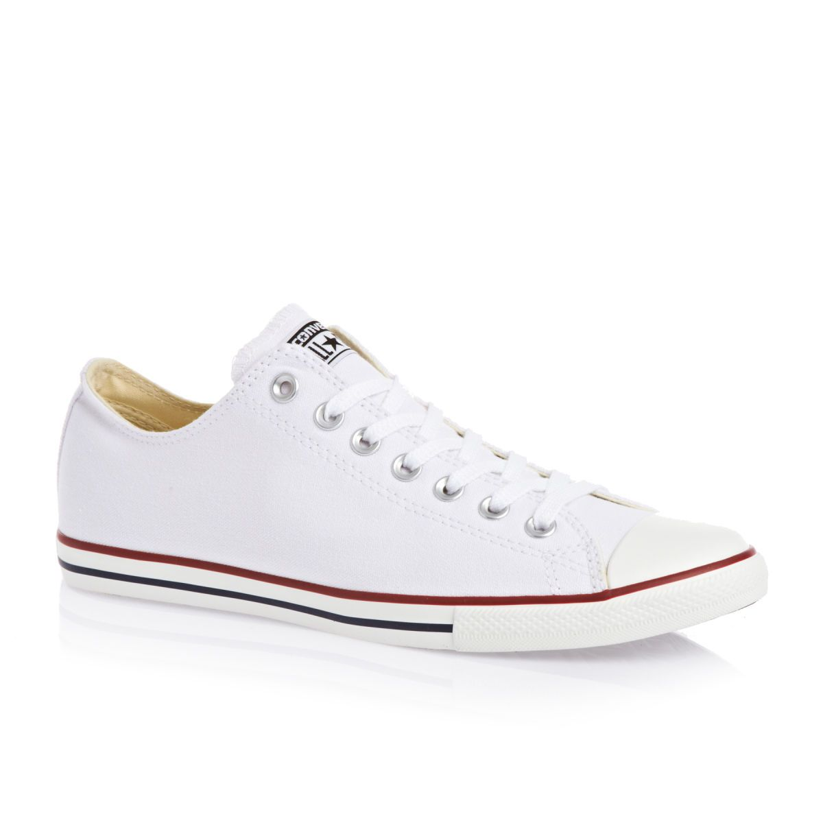 Converse Chuck Taylor Lean Ox Shoes - White