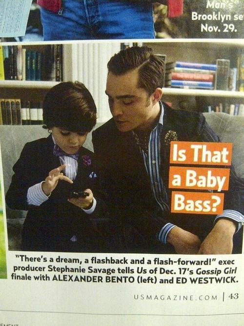 Blair And Chuck Baby : blair, chuck, Blair, Chuck, Photo:, Bass?, Chucks,, Gossip, Girl,