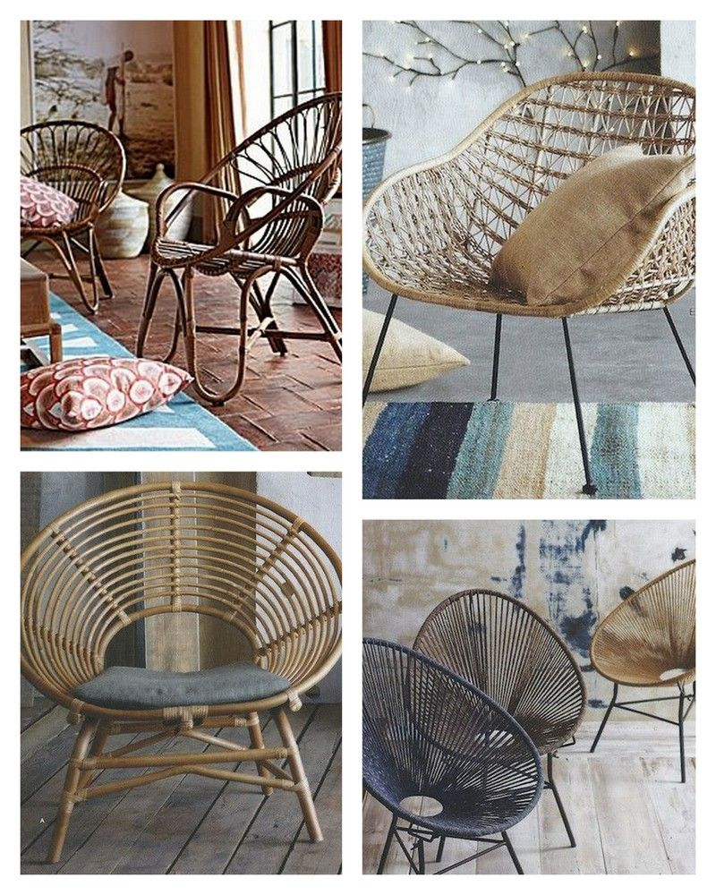 Perfect Rattan U0026 Jute Chairs