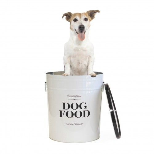 Bon Chien Dog Food Storage Canister Harry Barker Dog Food Storage Canisters Dog Food Recipes Dog Food Storage