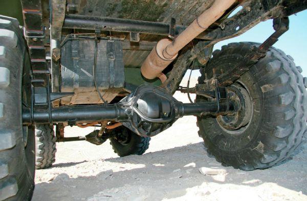 Dana 70 Rear Axle Photo 71170887 Wrecking Yards Axle Photo