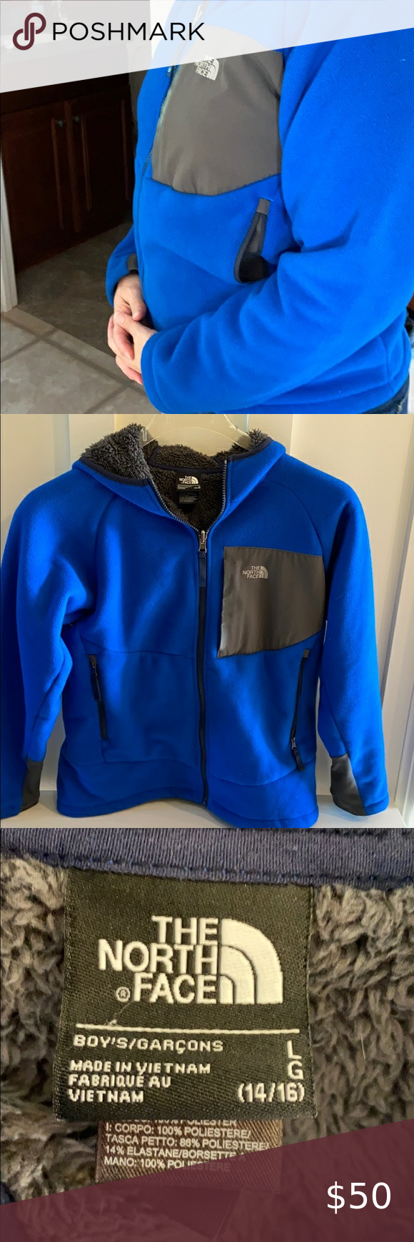 Boys North Face Coat Rarely Used In 2020 North Face Coat North Face Jacket The North Face [ 1740 x 580 Pixel ]