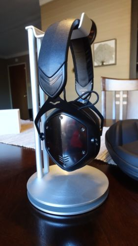 V-MODA Crossfade Wireless Headphones - Black - Includes extra large leather cups https://t.co/MmrT8cvPQn https://t.co/aPWbXmX4vj