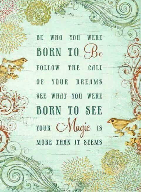 Born to be.... | the Witch in me | Pinterest | Ordsprog og Citater