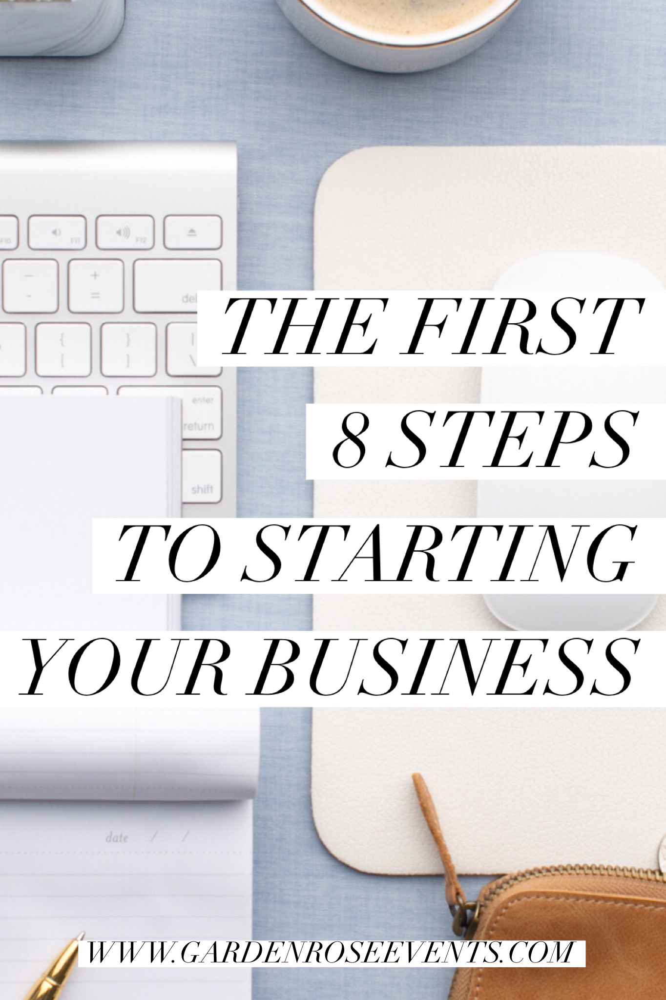 8 Steps To Starting Your Business Dreaming Of Starting Your Own