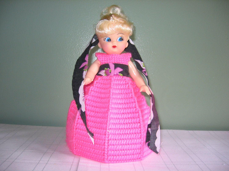 Get Well from Breast Cancer Air Freshner Doll by CreationsbyAMJ on Etsy #airfreshnerdolls