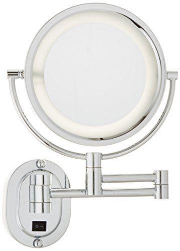 Robot Check Wall Mounted Makeup Mirror Wall Mounted Magnifying Mirror Makeup Mirror