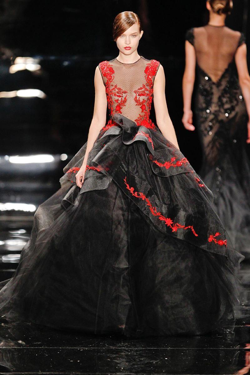 Reem Acra Fall 2013 RTW Fashion Show | High fashion ...