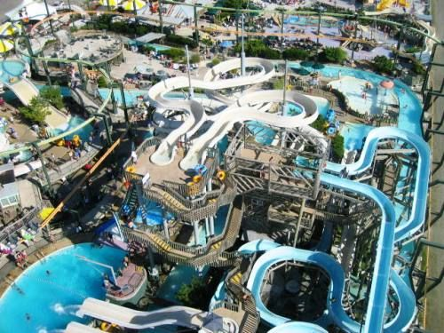 World Famous Water Park Of America Cool Places In California