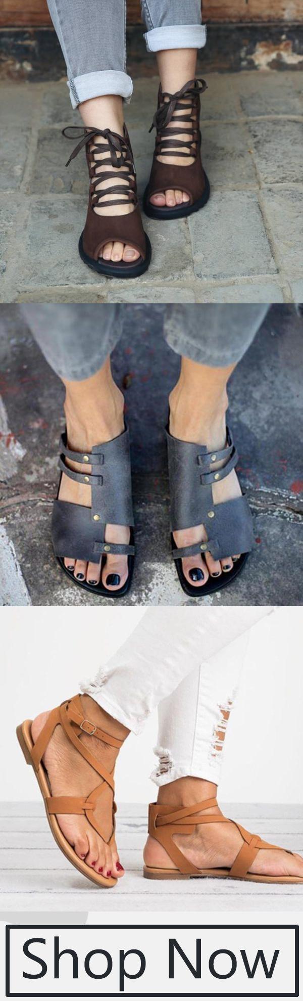 Sandals !2019 Trendy Shoes
